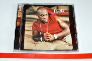 Joe – My Name Is Joe CD Album Używ.