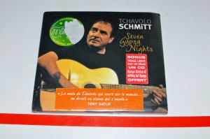 Tchavolo Schmitt - Seven Gypsy Nights CD ALBUM Nowa