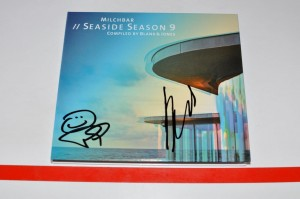 Blank & Jones – Milchbar CD AUTOGRAF // Seaside Season 9 CD Nowa