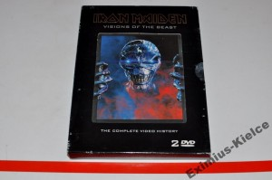 Iron Maiden - Visions Of The Beast 2xDVD Używ.