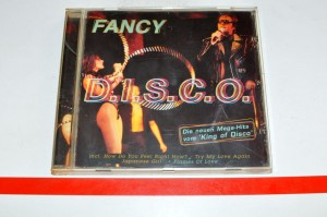 Fancy - D.I.S.C.O. CD ALBUM Używ.