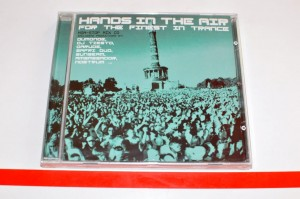 Hands In The Air For The Finest In Trance CD Nowa