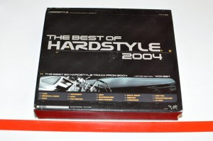 The Best Of Hardstyle 2004 4xCD Używ.