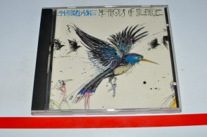 Camouflage – Methods Of Silence CD Album Używ.