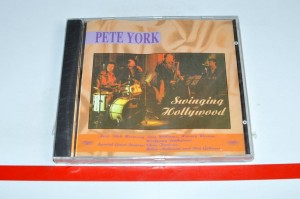Pete York – Swinging Hollywood CD Album Nowa