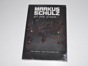 Markus Schulz Do You Dream? World Tour Docum DVD NOWA
