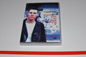 Tiesto – Another Day At The Office DVD