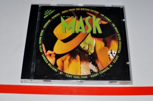"Music From The Motion Picture ""The Mask"" CD Używ."