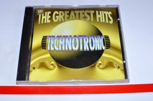 Technotronic – The Greatest Hits CD Używ.