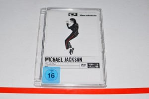 Michael Jackson - Number Ones DVD używ.