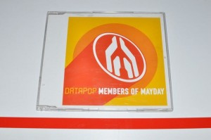Members Of Mayday ‎– Datapop MAXI-CD Używ.