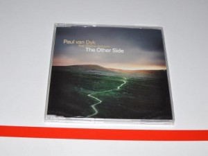 Paul van Dyk Feat. Wayne Jackson - The Other Side MAXI-CD Używ.