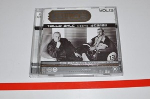 Talla 2XLC Meets DJ Tandu – Techno Club Vol. 13 2xCD Używ.