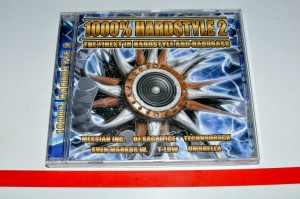1000% Hardstyle 2 - The Finest In Hardstyle And Hardbass CD Używ.