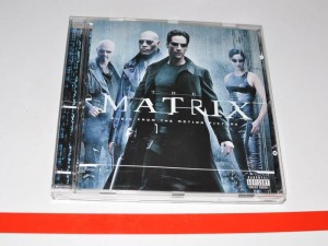 The Matrix - Music From The Motion Picture CD Używ.