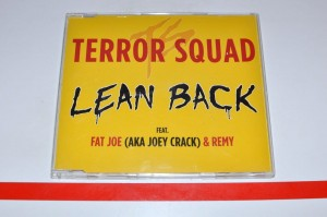 Terror Squad Feat. Fat Joe AKA Joey Crack & Remy – Lean Back Maxi CD Używ.