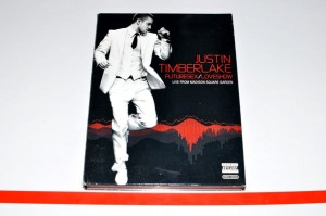 Justin Timberlake - Futuresex/Loveshow (Live From Madison Square Garden) 2xDVD Używ.