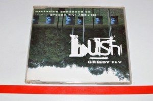Bush – Greedy Fly Maxi CD Używ.