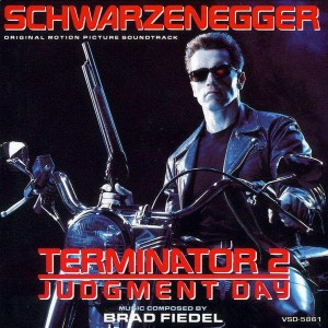 Brad Fiedel - Terminator 2: Judgment Day (Original Motion Picture Soundtrack) CD Używ