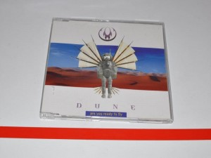 Dune  – Are You Ready To Fly MAXI-CD Używ.