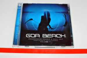 DJ Tulla & Der Bus - Goa Beach Volume 11 2xCD Używ.