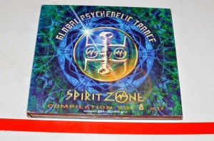 DJ Antaro - Global Psychedelic Trance - Compilation Vol. 8 2xCD Używ.