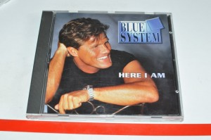 Blue System – Here I Am CD Album Używ.