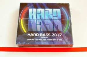 Da Tweekaz / Bass Modulators / Phuture Noize / E-Force - Hard Bass 2017 4xCD Nowa