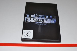 TIESTO IN CONCERT - DIRECTOR'S CUT -  DVD Używ.