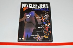 Wyclef Jean – All Star Jam At Carnegie Hall DVD-Video Używ.