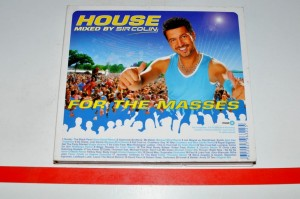 Sir Colin – House For The Masses / Danke For The Masses CD Używ.