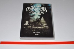 The  Rasmus – Live Letters DVD Używ.
