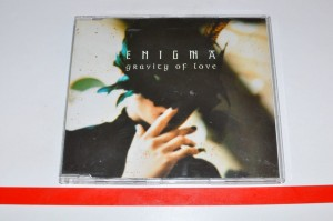 Enigma Gravity Of Love Maxi CD Używ.