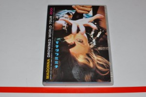 Madonna - Drowned World Tour 2001 DVD Używ.