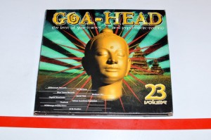 Goa-Head Volume 23 2xCD Używ.