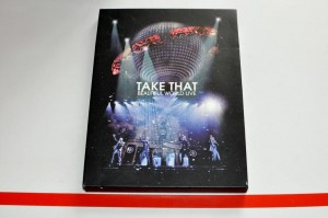 Take That - Beautiful World Live 2xDVD Używ.
