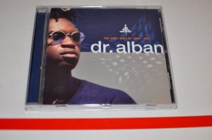 Dr. Alban – The Very Best Of 1990 - 1997 CD Używ.