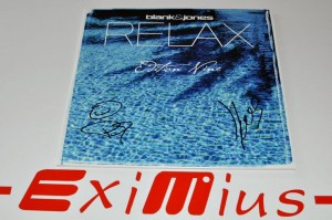 "Blank & Jones – Relax Vol. 9 2x12"" LP AUTOGRAF Nowa"