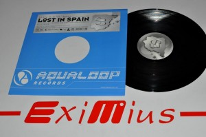 "SveN-R-G vs. Bass-T Featuring Free – Lost In Spain 12"" LP Używ."