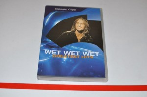 Wet Wet Wet – Greatest Hits (Classic Clips) DVD Używ.