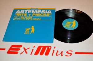 "Artemesia – Bits + Pieces 12"" LP Używ."
