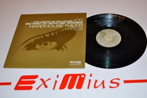 "Mutant DJ – The Legend Of Hellhouse #02  12"" LP Używ."