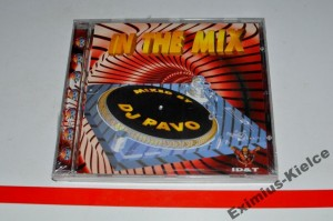 DJ Pavo - In The Mix - Mixed By DJ Pavo CD NOWA