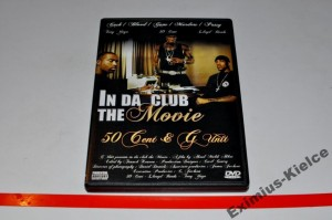 50 Cent and G Unit - in Da Club: the Movie DVD Używ.