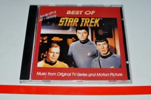 Best Of Star Trek CD Używ
