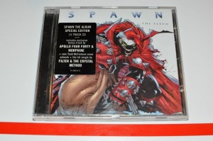 Spawn (The Album) CD ALBUM Używ.