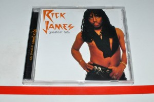 Rick James - Greatest Hits CD Używ.