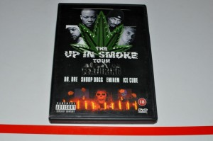 The Up In Smoke Tour DVD Używ.