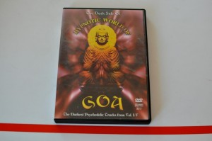 The Dark Side Of Hypnotic World Of Goa DVD Używ.