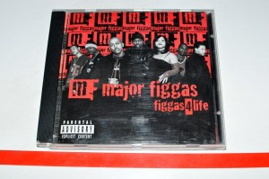 Major Figgas – Figgas 4 Life CD Album Używ.